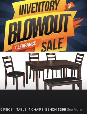 INVENTORY BLOWOUT SALE AT JERUSALEM FURNITURE for Sale in Philadelphia, PA