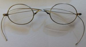 Antique Silver Rim Spectacles for Sale in Houston, TX