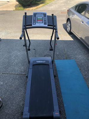 Treadmill WESO CROSSWALK 5.0t for Sale in Everett, WA