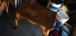 Wood coffee table for Sale in Prattville, AL