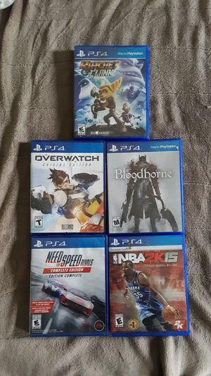 Ps4 games for Sale in Hermon, ME