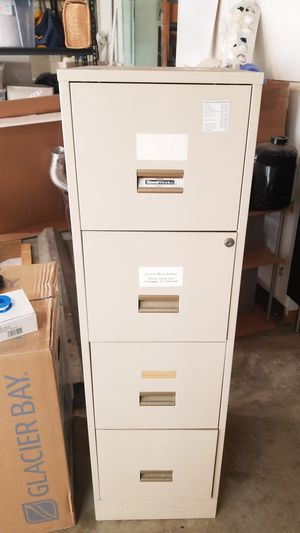 Filing cabinet for Sale in Montebello, CA