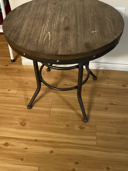 Side Tables, Coffee Table & Lamp for Sale in Cedar Park,  TX