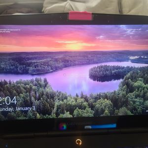 Gaming Laptop Alienware, Touch Screen 17.5 inch monitor - $500 for Sale in Sacramento, CA