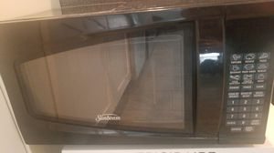 Sunbeam microwave for Sale in Boston, MA