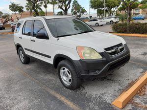 Honda crv 2005 4cil clean tittle for Sale in Pompano Beach, FL