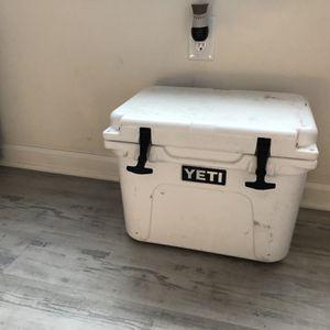 Yeti Cooler for Sale in Manassas, VA