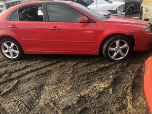 Parting out 2007 Mazda 6 for Sale in Highland Park, MI
