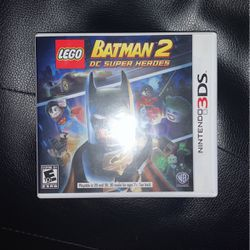 Lego Batman 2 3ds game for Sale in Glendale,  CA