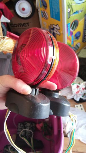 Magenectic car lights for Sale in Ailey, GA