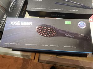 Jose Eber Digital Straightening Brush $60 FIRM for Sale in Redlands, CA