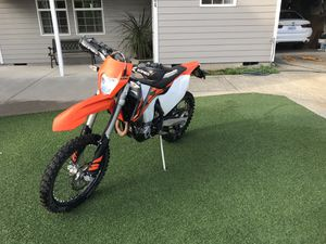2018 Ktm 250 exc-f for Sale in Vancouver, WA