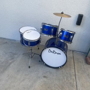 Kids Drum Set Missing Some Drum Stand for Sale in Long Beach, CA