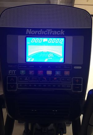 NordicTrack E7.7 Power Incline for Sale in Commack, NY