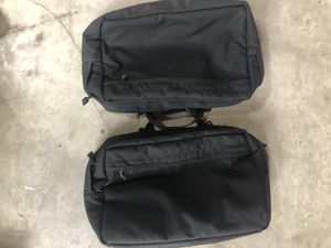 Buck's Bags storage bags for motorcycle saddlebags for Sale in Lake Stevens, WA