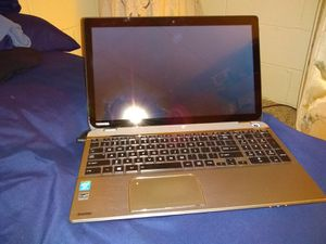 "Toshiba Satellite 15.6"" Touchscreen Laptop for Sale in Galloway, OH"