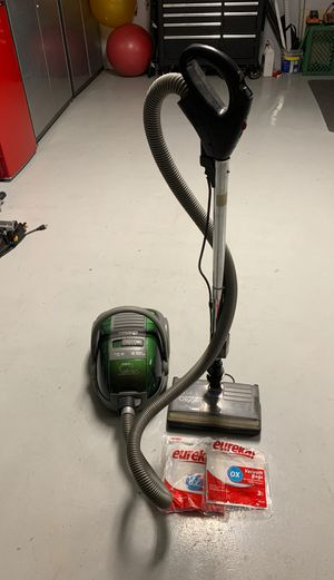 Eureka oxygen canister vacuum for Sale in Phoenix, AZ