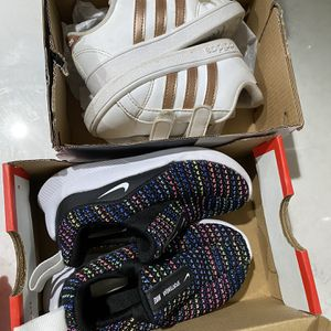 Toddler Girl Shoes Size 6c 7c for Sale in Glendale, AZ