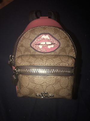 Coach Mini Backpack Keychain for Sale in Gaithersburg, MD
