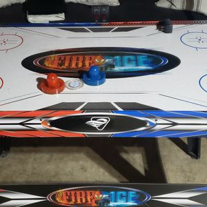 Fire Vs Ice Air Hockey Table for Sale in Pomona, CA