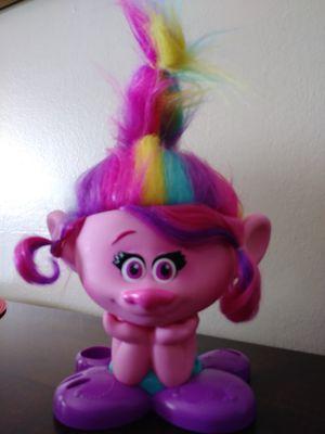 Poppy trolls doll for Sale in Glendale, AZ