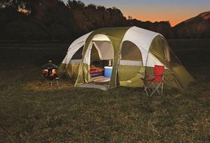 Northwest Territory KMT141810 QUICK C Eagle River 18' x 10' Tent Home and Garden TX for Sale in Houston, TX