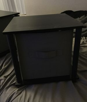 2 individual cube drawers for Sale in Sacramento, CA