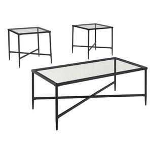 Melanie 3-piece coffee table set (brand new) for Sale in Berkeley, CA
