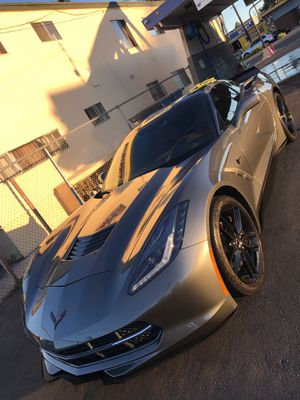 2015 CHEVY CORVETTE STINGRAY//SRT8 RAPTOR RUBICON M3 COBRA LIGHNING MASERATI ESCALADE CAMARÓ SS for Sale in Bellflower, CA