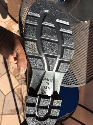 Steel toe rain boots for Sale in Los Angeles, CA