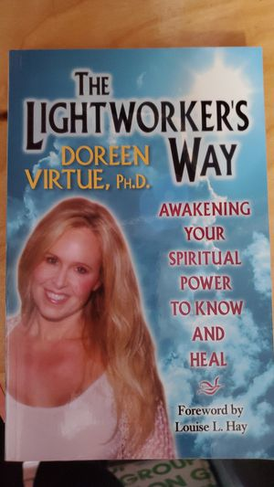 Light worker's way book for Sale in Arvada, CO