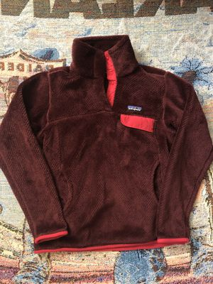 Patagonia Women's Re-Tool Snap-T Fleece Pullover for Sale in Pittsburg, CA