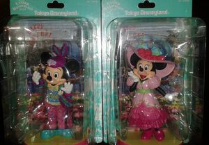 Disneyland Tokyo Mickey & Minnie Mouse Figures for Sale in Kissimmee, FL
