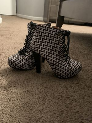 Heels/boots for Sale in Cleveland, OH
