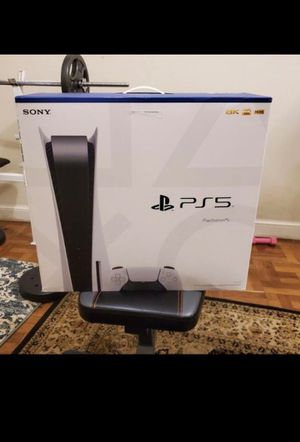 PS 5 not used for Sale in Burkeville, VA
