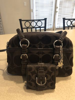 Coach purse set for Sale in Henderson, NV