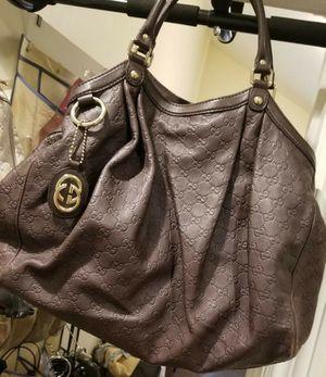Brown Gucci Shoulder Bag for Sale in Las Vegas, NV
