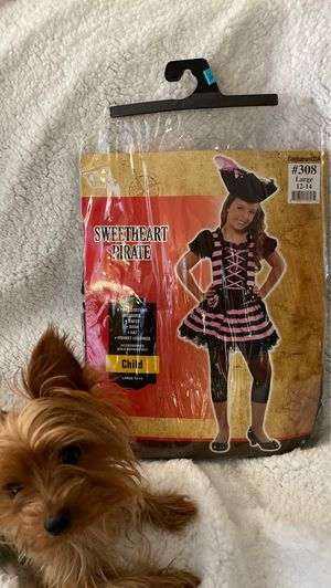 Sweetheart Pirate Girl costume for Sale in Vernon, CA