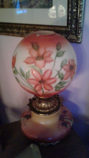 antique lamp for Sale in Grove City, OH