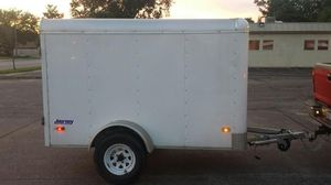 5x8 enclosed cargo trailer for Sale in Portland, OR