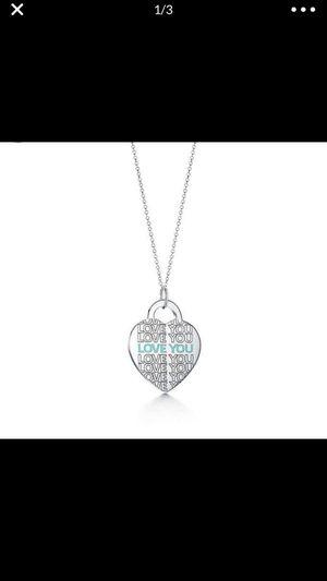Tiffany's chain for Sale in Hyattsville, MD