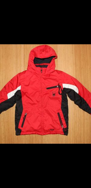 Spyder ski snowboard snow jacket youth kids 12 for Sale in Renton, WA