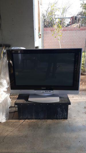 Panasonic 38 in flatscreen tv for Sale in Upland, CA