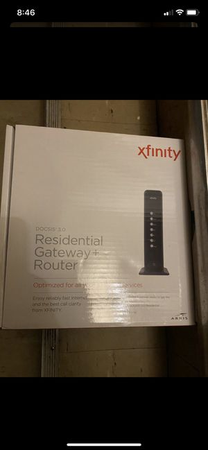 Comcast modem/router for Sale in Chicago, IL