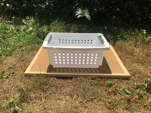 Storage container/bin/ stacking basket for Sale in Raleigh, NC
