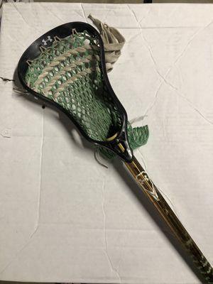Under Armor boys lacrosse stick, rarely used, back up. for Sale in Santa Clarita, CA