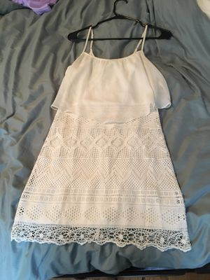 Size 2 white dress for Sale in Nashville, TN