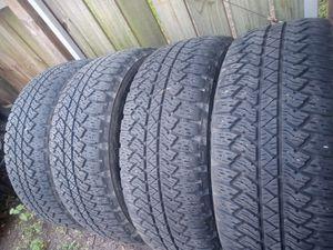 285/45r22 Bridgestone tires for Sale in San Antonio, TX