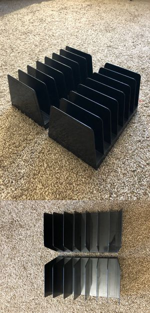 Document/book organizer $2/each or $3/2 for Sale in Kent, OH