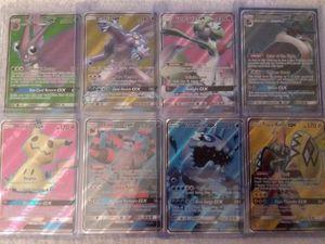 Pokemon GX full art lot for Sale in Townsend, MA